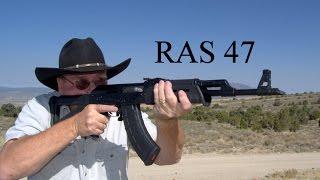 Shooting The RAS47  American Made AK47 Crap