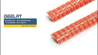 Silicone Duct - High Temperature – 1.5