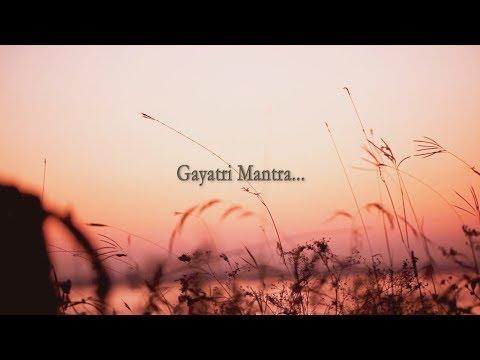 💗🎶 Gayatri Mantra🎶💗Romantic Music - Piano, Violin, Cello Music visualizer MELOCAKES
