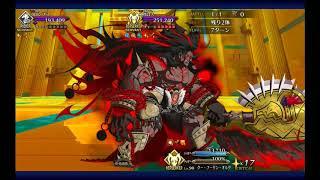 【FGO】フレ以外レベル1でアガルタのコロンブスとメガロス戦を攻略