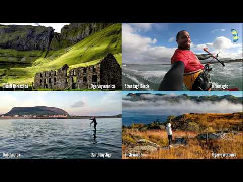The Wild Atlantic Way: The Surf Coast
