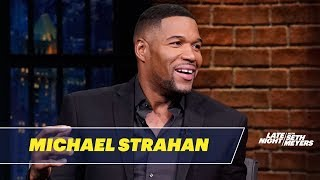 Michael Strahan is Jealous of Tom Brady