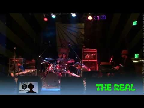 THE REAL -  MT TABOR THEATER 1/12/13 DJ FARROUT & UGS PRODUCTIONS pt 2