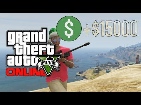 GTA 5 Online: 250k Per Hour - Easy Way To Make FAST, Legit Money! (GTA V)