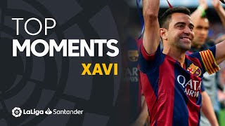 Xavi Hernandez leaves football