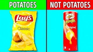10 DISTURBING FACTS ABOUT JUNK FOOD