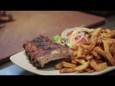 Our marinated ribs