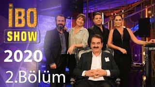 İbo Show 2020 - 2. Bölüm (Konuklar: Hülya Avşar & Kubat & Demet Akbağ & Olgun Şimşek)