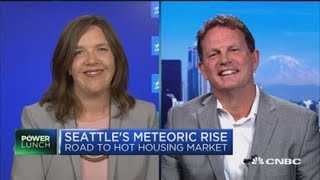 Currency controls impact Chinese buyers' interest in Seattle housing: Real estate expert