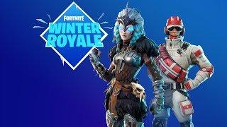 Fortnite Winter Royale NA   Gran final   Kholo.pk