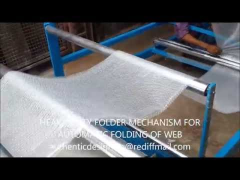 Foam Bag Making Machine