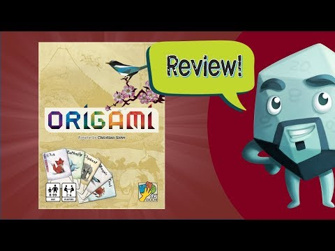 Origami Review - with Zee Garcia