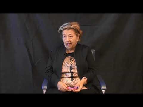Video intervista a Adelaide Della Rocca
