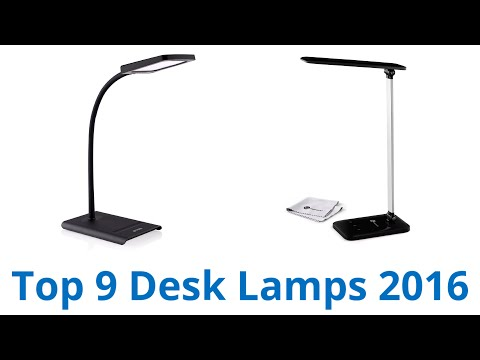 9 Best Desk Lamps 2016