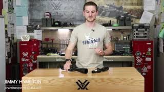 How to properly set riflescope diopter