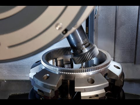 Pittler SkiveLine - efficiently geared, completely machined