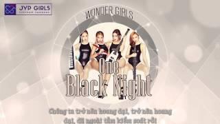 [Vietsub] One black night - Wonder Girls