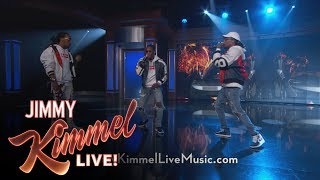 """Migos Performs """"Bad And Boujee"""""""
