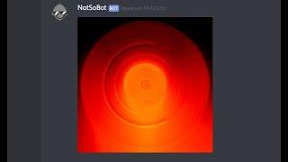 NotSoBot creates amazing images