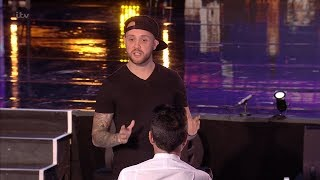 Britain's Got Talent 2020 Magician Damien O'Brien Full Audition S14E08