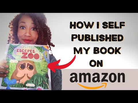 , title : 'How to Self Publish Your Book | Step by Step 2021
