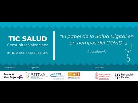 """TIC SALUD """"El papel de la Salud Digital en tiempos del COVID"""" (6º ed.)[;;;][;;;]"""