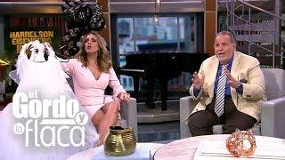 Lili le insiste a Raúl que renueve votos con su esposa en su aniversario y así reacciona  | GYF
