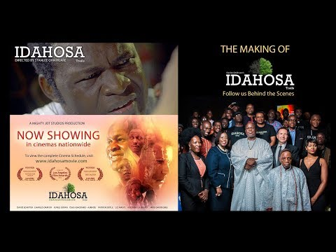 IDAHOSA_Trails [ The Making]_behind the scenes_PART 1