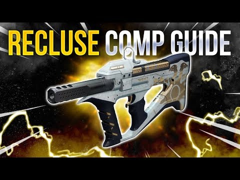 Acquiring Recluse For Noobs.. Competitive Playlist Guide! (Destiny 2)