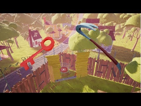 🥇 Hello Neighbor - Act 2 Gameplay Walkthrough (No