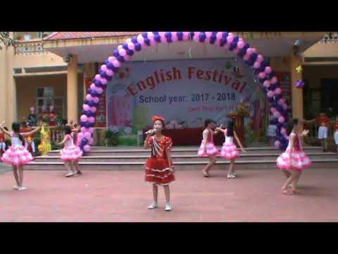 My bonnie -  Trường TH Cảnh Thụy trình bày.