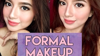 Formal Event Makeup | kristelalexa