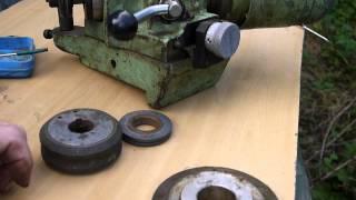 Оснастка для правки шлифовальных кругов