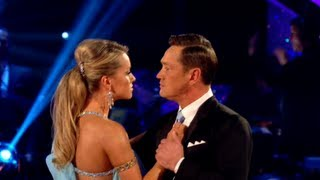Sid Owen & Ola Jordan Waltz to 'I Won't Give Up' - Strictly Come Dancing 2012 - Week 1 - BBC One