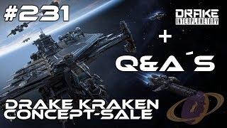 Star Citizen #231 Drake Kraken - Sale und Q&A´s [Deutsch]
