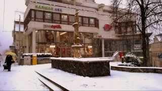 preview picture of video 'Nürtingen, eine Winterlandschaft'