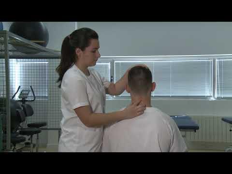 Médico de osteocondrosis cervical