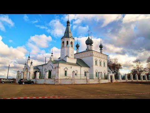 Церковь или храм в троекурово
