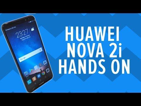 Huawei Nova 2i/Mate 10 Lite/Maimang 6 hands-on