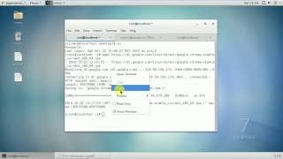 install/uninstall of chrome & firefox in Redhat 7/CentOS 7 complete tutorial  (latest video)