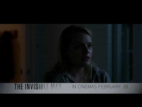 The Invisible Man (TV Spot 'Spiral')