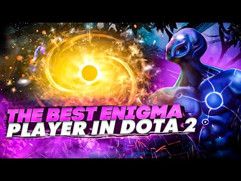 The BEST Enigma Player in Dota 2?! (Fly Enigma BEST Highlights)