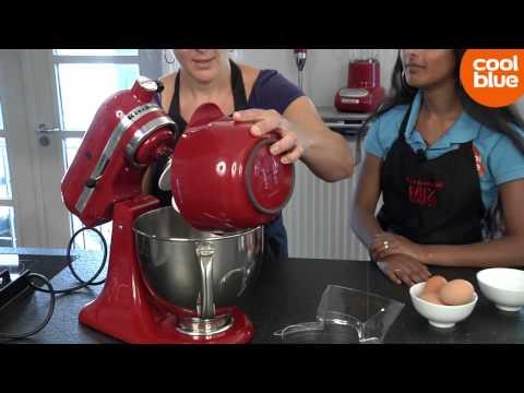 KitchenAid Artisan Keukenmixer videoreview en unboxing (NL/BE)