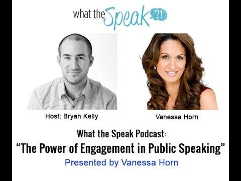 What the Speak Podcast