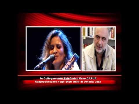 Umbria Jazz Winter 2014, intervista a Enzo Capua responsabile UJ negli USA