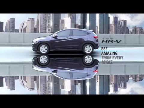 2015 Honda HR-V – See Amazing From Every Angle (Product Video)