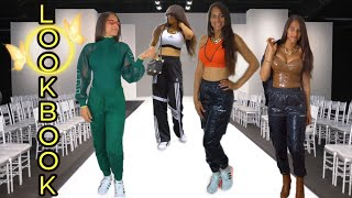 Spring Summer lookbook + outfit ideas inspiration | Adidas | Ivy Park | 2021