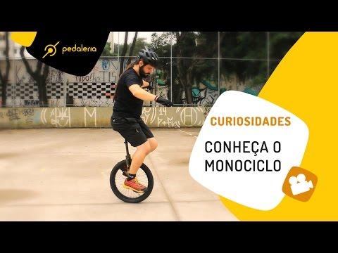 Pedaleria - Conheça o monociclo.