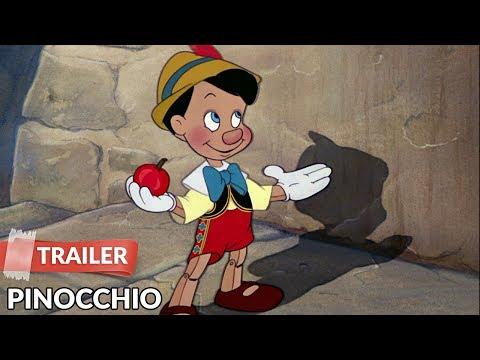 Pinocchio Movie Trailer