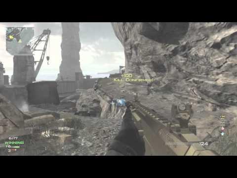 MW3: Moab on Lookout - 2v2 Faceoff (Modern Warfare 3